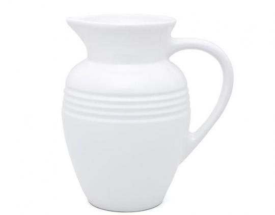 jarra branca de 2l  le creuset /,