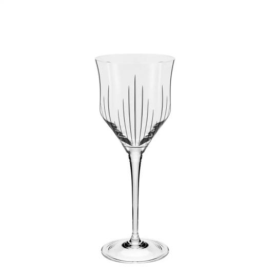 jogo 6 taças vinho majestic oxford