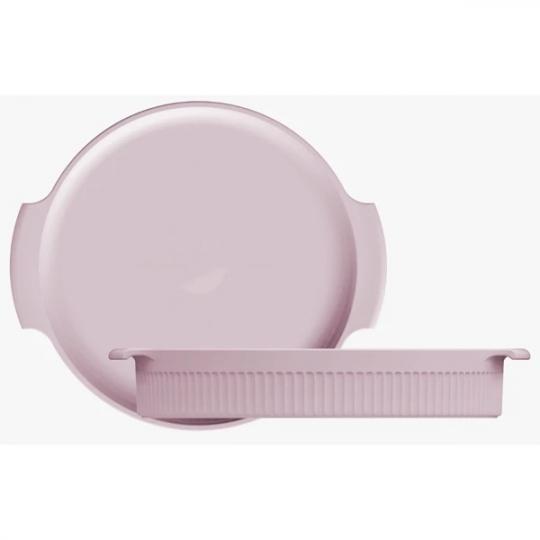 forma redonda rosa 25cm germer