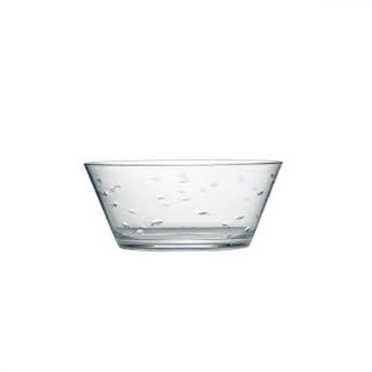 mini saladeira de acrílico com peixe 3d kenya //*