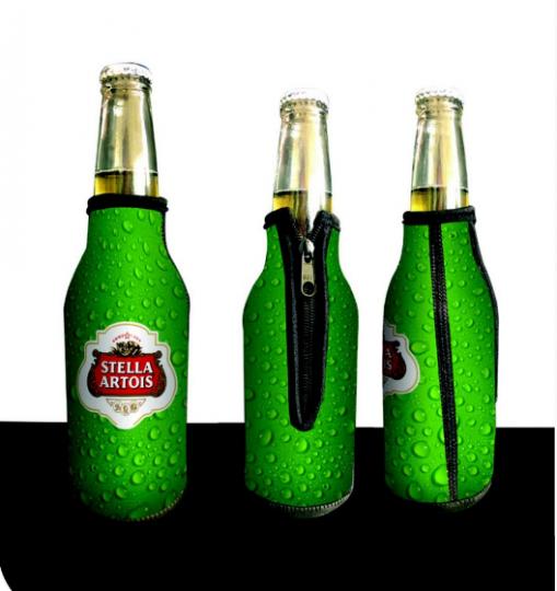 porta cerveja long neck  stella neoprene