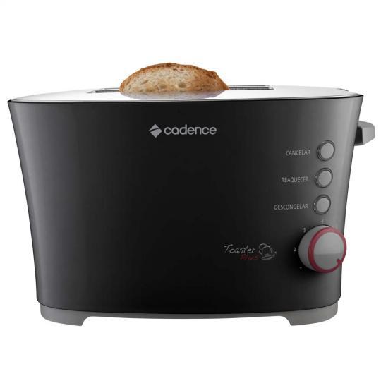 torradeira toaster plus cadence