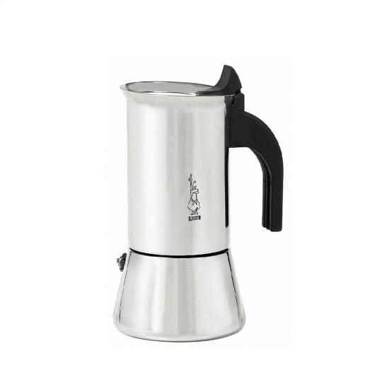 cafeteira inox venus 6 xícaras bialetti