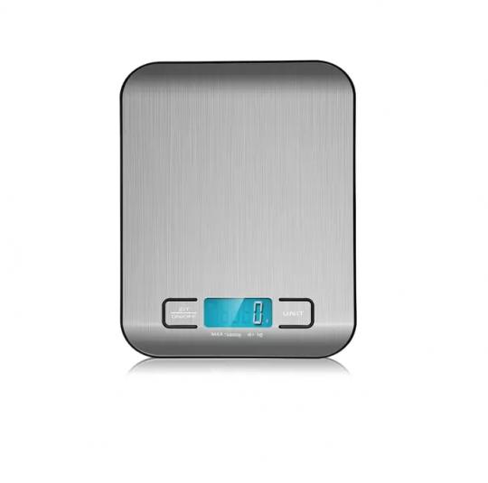 balança digital cozinha inox