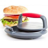 forma de hamburger progressive