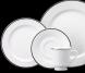 aparelho de jantar chá filete prata schmidt